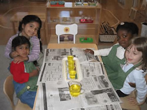 Montessori Classroom at Prairie View